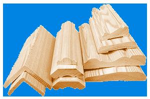 деревянный погонаж