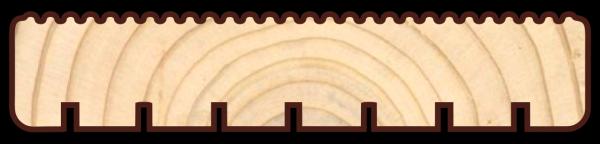 Террасная доска (лиственница)
